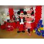 Alquiler De Muñecotes De Mickey Y Minnie Y Músicalizacion