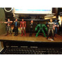 Juguete Avengers Thor, Hulk, Capitan America, Arquero