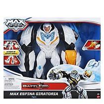Max Steel Espina Giratoria Originl De Mattel Sellado En Caja