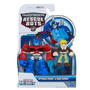 Transformer Rescue Bots Optimus Prime Y Cody Burns Playskool