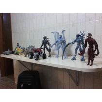 Max Steel Varios Muñecos Usados Precio Cada Uno