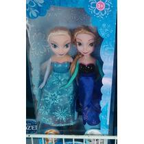 Muñecas Frozen Y Anna!!