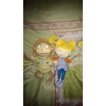 Peluches De Los Rugrats Tommy Angelica
