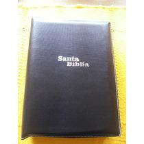Biblia Reina Valera 1960 Con Forro Grande M17