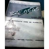 Rafagas De Mons. Carlos Sanchez Espejo Volumen Ix 1972-73