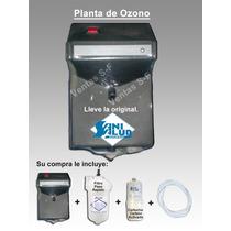 Planta De Ozono Sani-salud + Filtro Paso Rapido + Cartucho