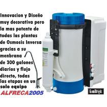 Filtro Osmosis Inversa 6 Etapa Agua Komibright Mod.d300 G/d