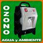 Planta Ozono Ambient Dual Portatil Pl+ Filtro Agua+ Obsequio