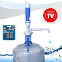 Bomba Electrica Inalambrica De Agua Para Botellon Garrafon