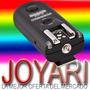Radio Trigger Transreceptor Rf-603 Canon Nikon Sony Etc