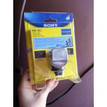Lampara Para Videocámara Marca Sony Hvl-hl1 (3w) Nuevo