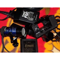 Luz Frezzi Para Videocámaras Profesionales Hdv/dv