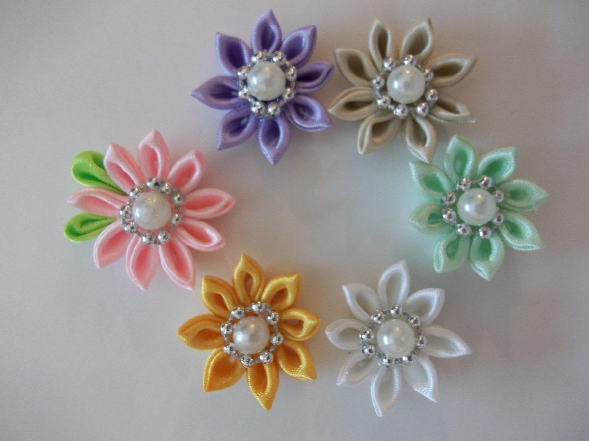 Diademas de flores related keywords diademas de flores - Lazos con cintas ...
