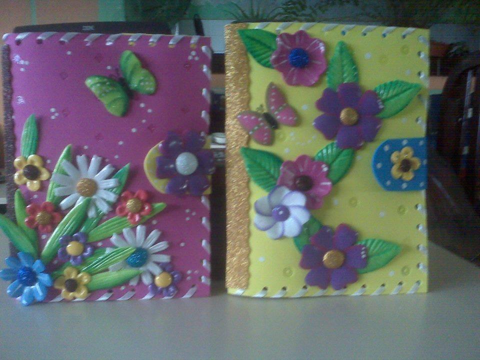Forros Para Cuadernos , Carpetas, Sobres En Foami. - BsF 550,00 en