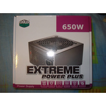 Fuente De Poder Cooler Master Extreme Power Plus 650w