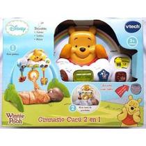 Gimnasio Para Bebe 2 En 1 Winnie The Pooh Vtech