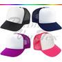 Gorras De Malla Para Sublimar,sublimación,personalizar