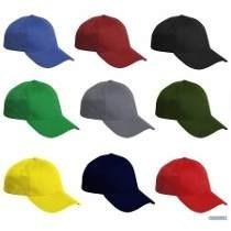 Gorras Unicolor Acrílicas Para Bordar