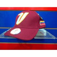 Gorra De Venezuela Vinotinto Beisbol 58 Cm