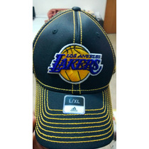 Gorra Adidas Original De Los Lakers