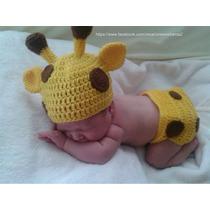 Conjuntos Y Disfraces Tejidos Para Bebés.