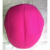 Boinas Acolchadas Colores Neones. Unisex. Importadas. 58 Cms