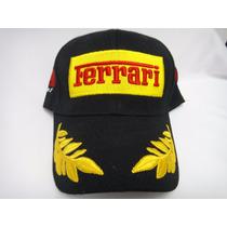 Gorras Ferrari F1