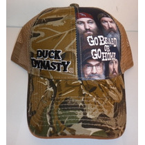 Gorras Duck Dynasty, Bass Pro Shops Originales