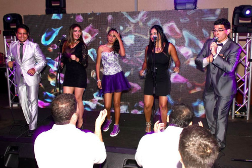 Grupo Musical Dakaro Latin Pop