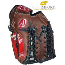 Guante Rawlings Sandlot 12 De Beisbol/softbol Para Derecho