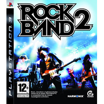 Ps3 Rock Band 2. Playstation 3. Guitar Hero, Band Hero Y Mas