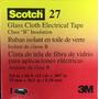 Teipe 3m Scotch 27 1/2 Cinta De Fibra De Vidrio