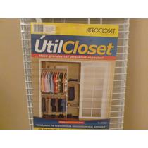 Útil Closet Aerocloset