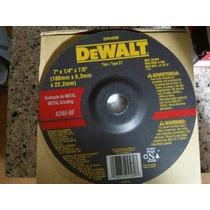Disco Para Esmerilar Dewalt 7 Dw44580 Original