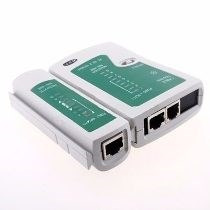 Tester Probador Red Ethernet Rj45 Y Telefonia Rj11 Calidad