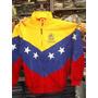 Chaqueta Tricolor De Venezuela 8 Estrellas