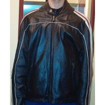 Chaqueta De Cuero Legitimo Wilson Leather Original Caballero