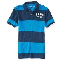 Chemises Aeropostale Para Caballeros, 100% Originales!