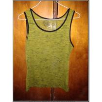 Franelilla Moderna Pull And Bear Original Moda