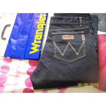 Pantalones(jeans) Wrangler Original, Golden Slim, Talla: 34