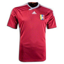 Camisa De Futbol De La Vinotinto