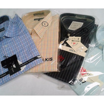 Camisas De Vestir Aero 87 Manga Corta Y Larga