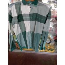 Camisas Off Shore Y Estivaneli Tallas S,m,l