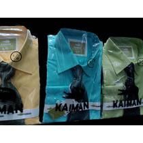 Camisas De Vestir Para Caballeros Con Corbata Unicolores