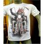 Franelas Harley Davidson ,moteras, Tattoo,custon, Chooper