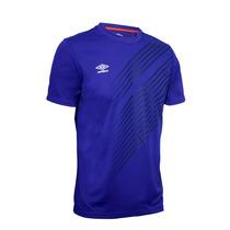Franela Deportiva Umbro Trainning Caballero (azul Marino)