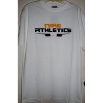 Franela Nike !original! Blanca T-s 100% Algodón
