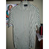Camisa Para Caballero Zara 100% Original Strech