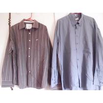 Camisas Para Caballero Talla Plus De Vestir