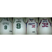 Camisetas De Basket Nba - Clippers-thunder-chicago